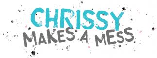Chrissy Makes a Mess